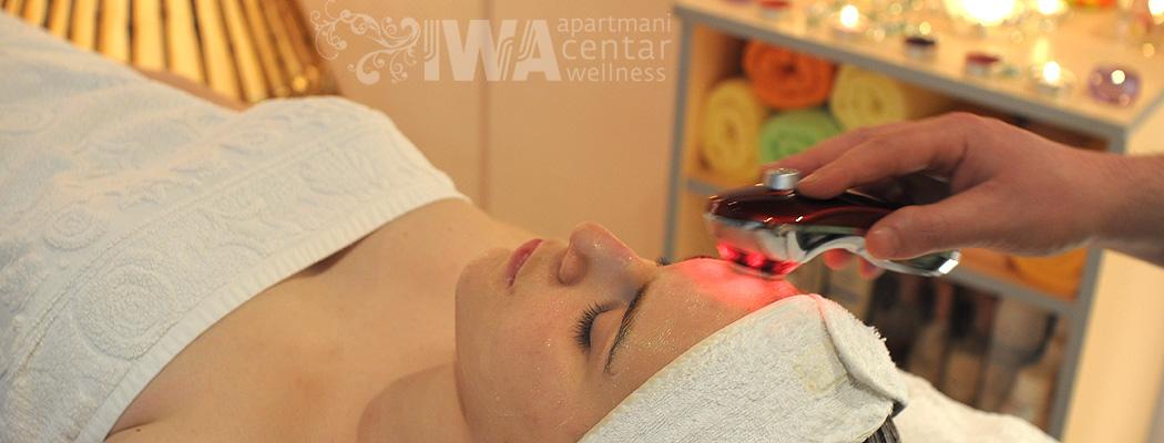 tretman lica vrnjacka banja - wellness